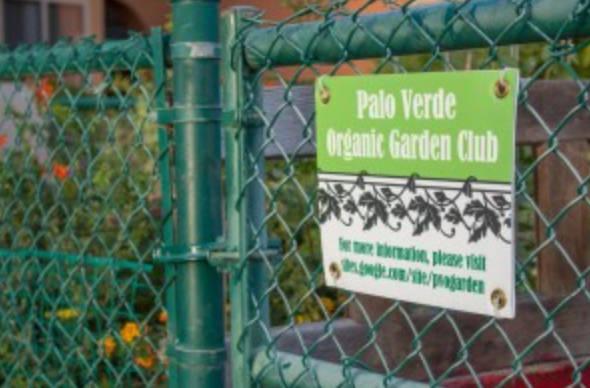 gate in irvine garden