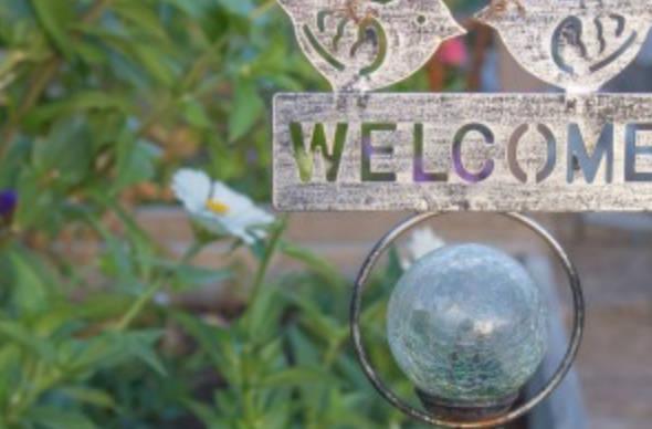 Irvine Welcome